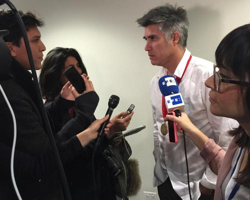 Alejandro Aravena revealed he will open-source his drawings