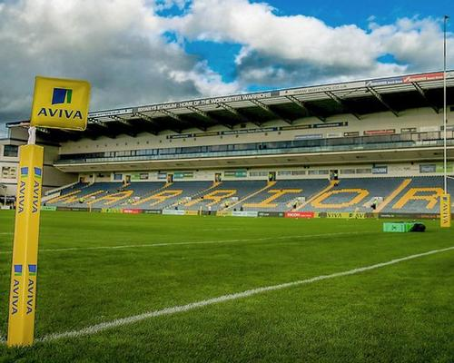 The artificial pitch will be laid in time for the start of the 2016/17 season / Getty Images via Worcester Warriors