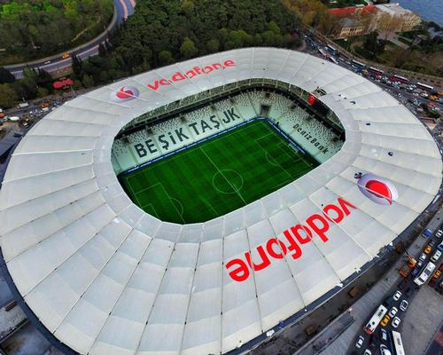 The Vodafone Stadium took three years to build and cost approximately €110m to construct