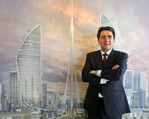 The Tower is the latest high-profile, big budget project to be designed by Calatrava / AP Photo/Kamran Jebreili