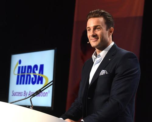 Wexer founder Rasmus Ingerslev to chair IHRSA