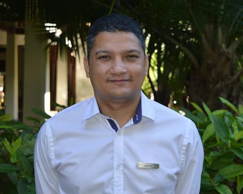 Deepak Rawat has been named spa manager at Shanti Maurice