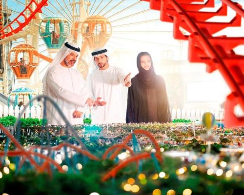 The happiness fund will benefit staff at Dubai Parks and Resorts