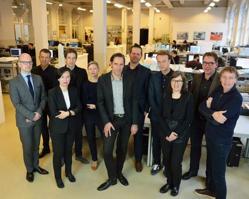 Five new partners and three new heads of department have joined founding trio Winy Maas, Nathalie de Vries and Jacob van Rijs as part of the reshuffle / MVRDV