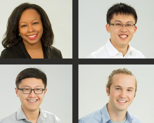 Marchelle Gant, Jinyang Liu, Ian Min and Joe Windler have joined PGAV Destinations as architectural designers / PGAV Destinations