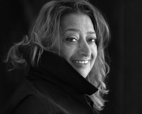 Hadid's practice said: 'Zaha trusted everyone to achieve the potential she saw in them, to never stop questioning, to never stop imagining, to realise the fantastic' / Brigitte Lacombe