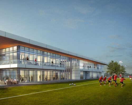 The facility is due to be built by April 2017 – when Atlanta United joins the MLS