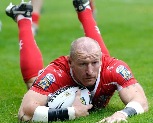 Exclusive: Exercise helped me to battle depression, says Gareth Thomas