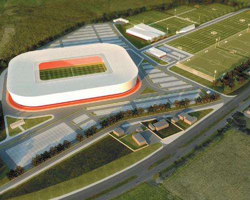 The stadium – if the plans are greenlit – is expected to be ready in time for the start of the 2019/20 season