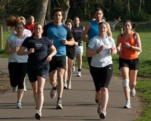 More than 630 parkruns and junior parkruns take place every weekend