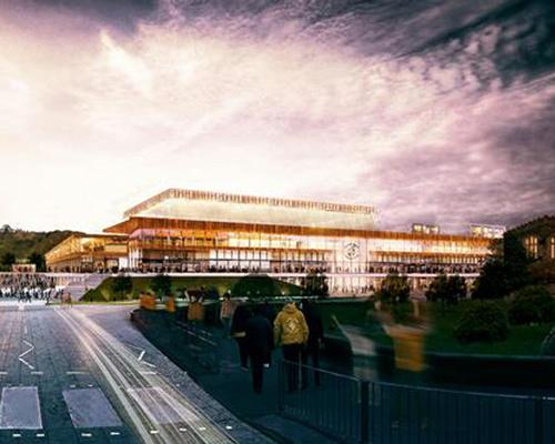 The stadium development is expected to be complete by 2020 if planning permission is approved