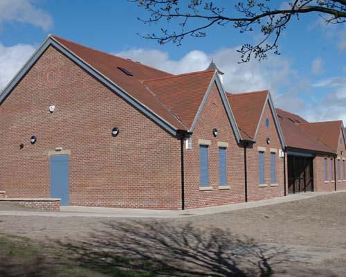 Vent Axia for Doncaster pavilion