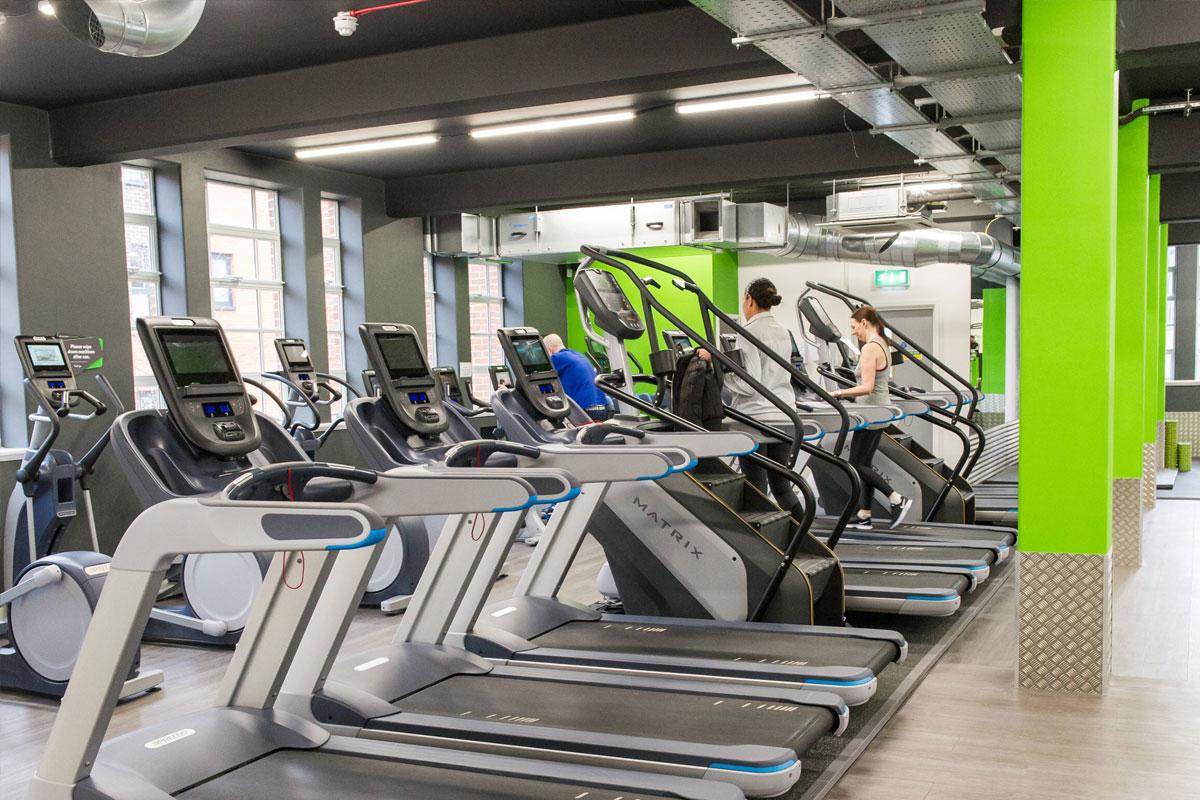 Company profile: énergie Fitness
