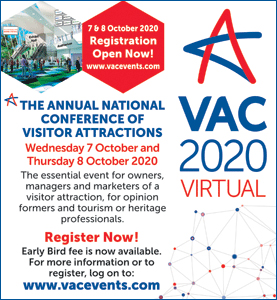 VAC (National Conf of Visitor Attractions)