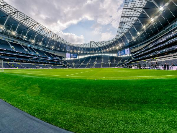 The new Tottenham Hotspur Stadium is very experience-orientated / © shutterstock/Silvi Photo