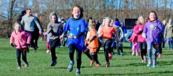 Kids Run Free events are held at 31 locations across the UK