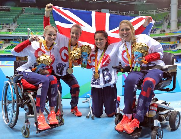 Under Hollingsworth, ParalympicsGB had its most successful Summer Games at Rio 2016 / © Andrew Matthews/PA Archive/PA Images