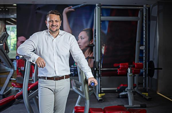 Simon Flint has been CEO of Evolution Wellness since it was created in 2017