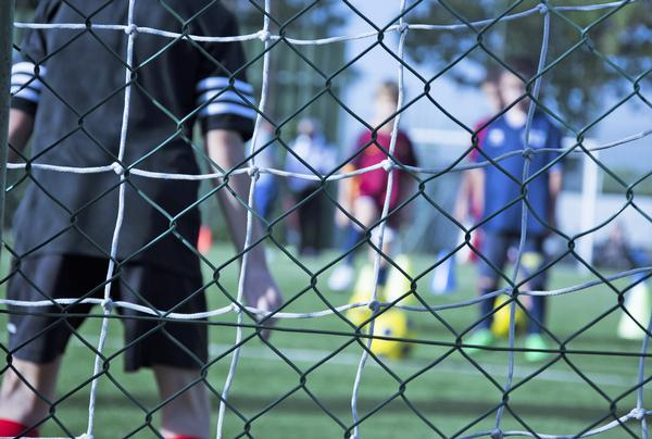 A 2018 independent review looked at how sport and physical activity can reduce reoffending / © shutterstock/Massimiliano Ricciardolo