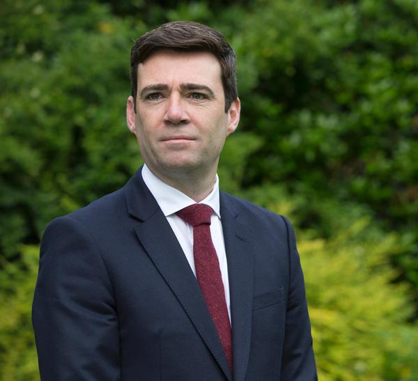 Burnham said the project will take 10 years and £1.5bn to deliver
