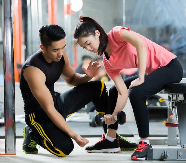The fitness industry in Asia has seen significant growth in recent years, and experts say it's just the beginning / shutterstock