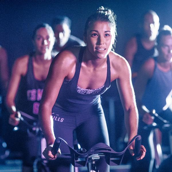 Companies like Les Mills are harnessing screen power to offer engaging fitness options