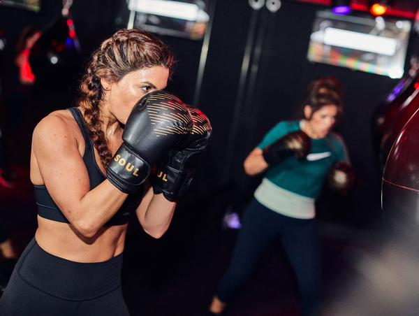 Classes focus on good technique and recovery so members train safely and efficiently