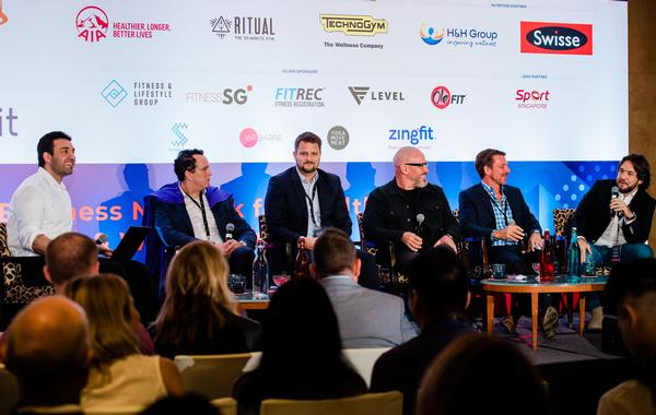 Delegates heard from some of the most inspiring players within the fitness industry in Asia