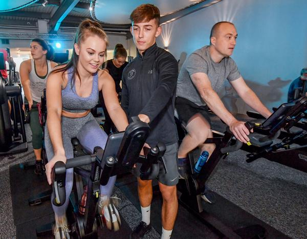 With the advice of Technogym, Odyssey has changed its gym layout to improve engagement
