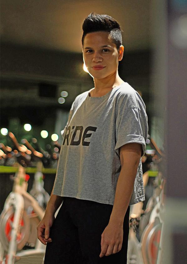 Sjahrir moved from the US to Jakarta, Indonesia to launch her cycling boutique, RIDE – now R-Fitness