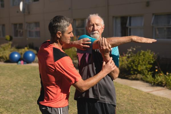 Programmes include WHISSeniors, which offers fall prevention