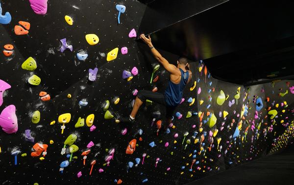 North Castle has invested in Brooklyn Boulders, which is on track to go from four to eight locations by 2020