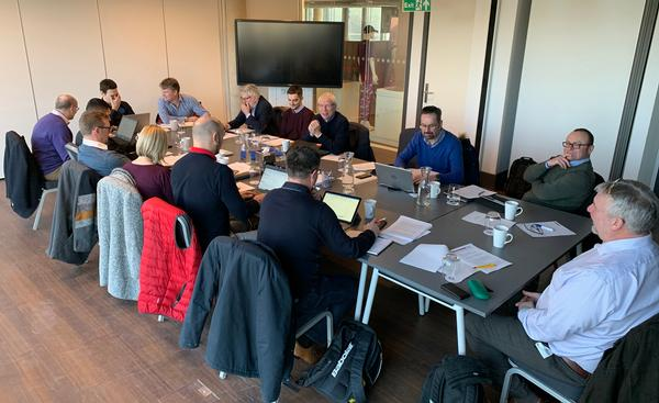 The Technical Committee's latest meeting took place in January