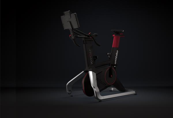 The new Wattbike AtomX is the pinnacle of indoor cycling excellence