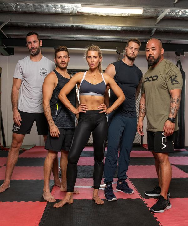 Centr features Hemsworth's team of world-class fitness, nutrition and wellness experts