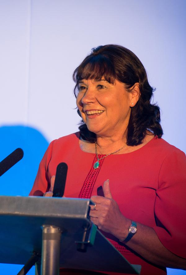 Jane Nickerson took up the role of CEO of Swim England in April 2017