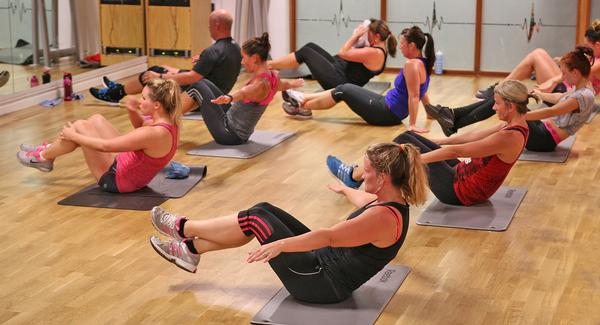 Exercising is now widely regarded and enjoyed as a social activity