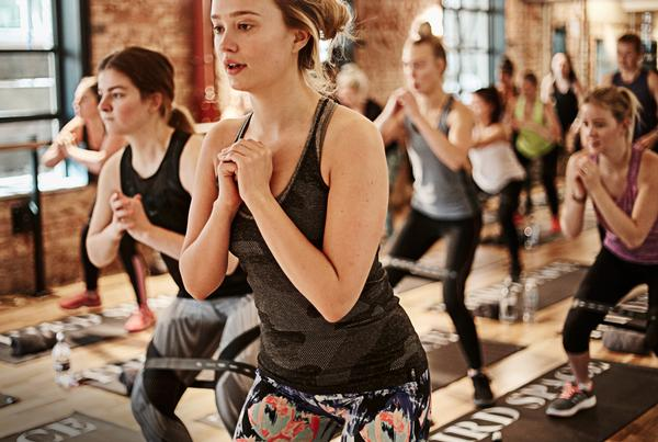 Third Space has invested heavily in group exercise / PHOTO courtesy of THIRD SPACE