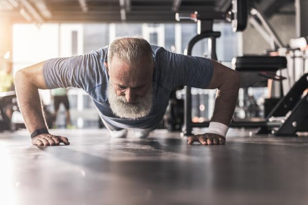 The industry can support people to extend healthy longevity / PHOTO: Olena Yakobchuk/SHUTTERSTOCK