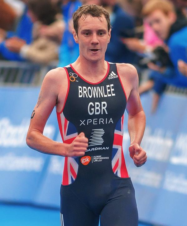 Alistair Brownlee has benefitted from altitude training / shutterstock