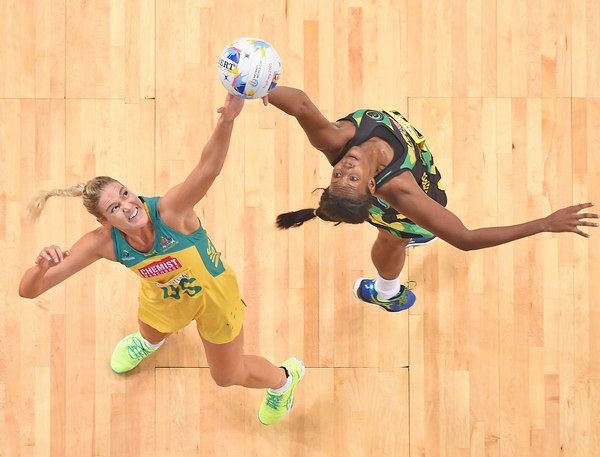 The Netball World Cup, to be hosted by the UK in July 2019, could be impacted by a no deal Brexit / © DEAN LEWINS/AAP/PA Images