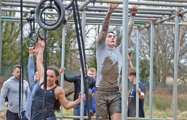 After seeing the trend grow, Life Leisure created an Obstacle Course Racing training facility and event at Stockport Sports Village