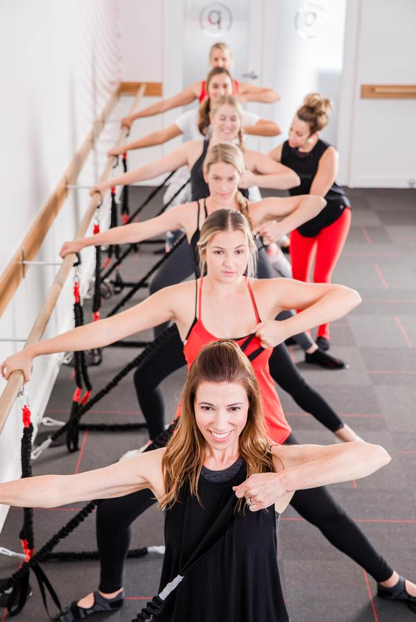 Pure Barre has over 500 locations in Canada and the US