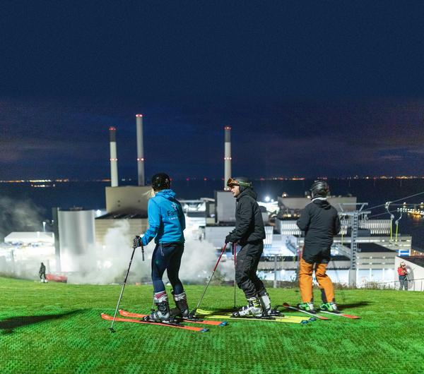 CopenHill urban ski centre