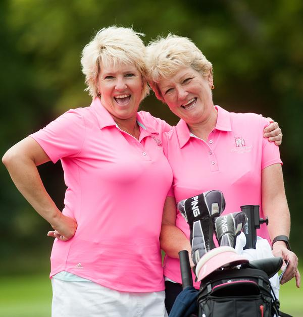 Research found that women  in golf clubs tend to volunteer at twice the rate of men / © Leaderboard Photography