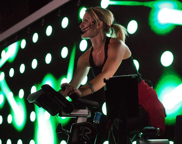 Spinning trainers deliver periodised programmes for maximum progression