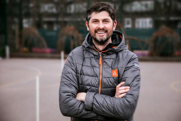 ukactive's Jack Shakespeare said there are still persistent gaps in activity levels between genders