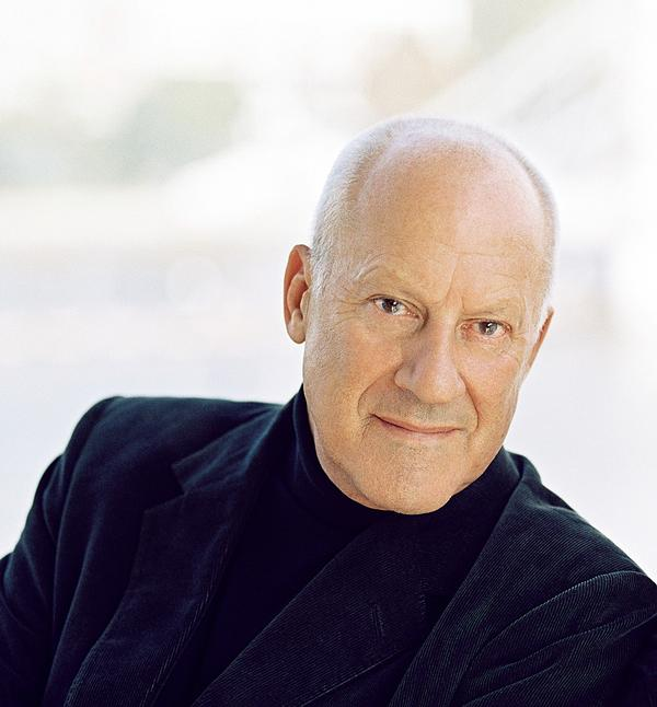 Norman Foster and his team were responsible for the architecture and interior design