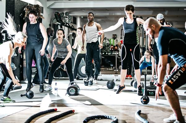 Gen Zers use fitness facilities as a social meeting place