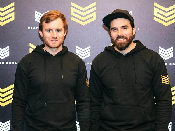 Paul Trendell and Chris Djuric met at university, and are now building their HIIT-focused brand